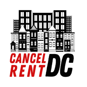 Cancel Rent DC Square Logo