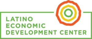 Latino Economic Development Center logo